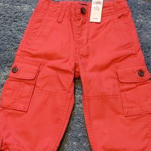 💜3/$20 BabyGap cargo pants